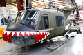 Bell UH-1C *UH-1M) Iroquois (Huey) helicopter
