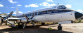 Vickers 744 Viscount airliner