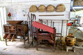 Pepper processing mills - Chinese farm house - Cina