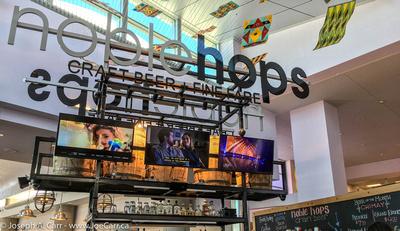 Noble Hops bar and restaurant