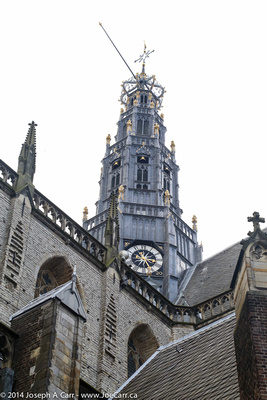 Grot Kerk church tower