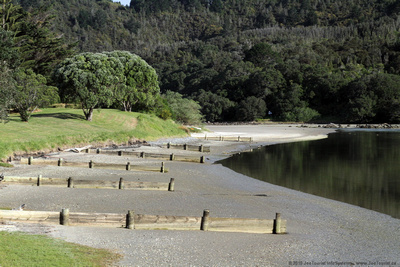 Otahu River estuary & public access foreshore