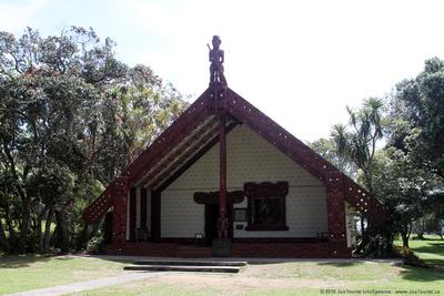 Te Whare Runanga Meeting House