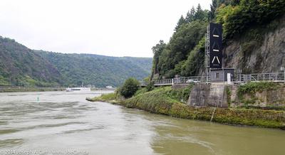 River corner signalling