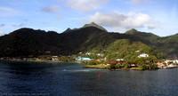 Goat Island Point & Utulei, Pago Pago, Island of Tutuila, American Samoa
